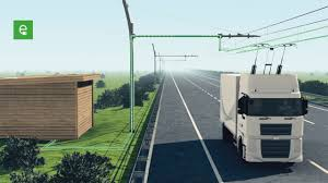 volvo commercial vehicles siemens to conduct ehighway trials with electric trucks in california