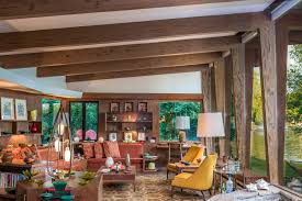 House And Home Furniture Lounge Suites Midcentury Lakefront House Beautifully Restored Asks 475k Curbed