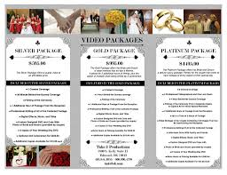 take 2 productions wedding services