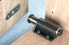 magnetic lock kit for cabinets magnetic cabinet door lock invisible door locks cabinet door latches