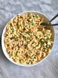 easy pasta salad vegan u201ctuna u201d pasta salad u2013 plant based jane
