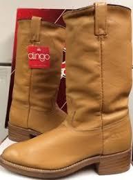 s boots calf size dingo s boots 2167 calf size 9 d ebay