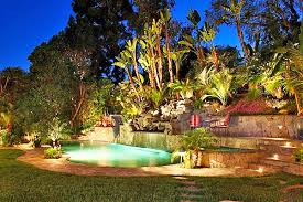 Backyard Hillside Landscaping Ideas Inground Pool Ideas For Slopes How To Build A Pool What To Do