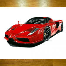 ferrari enzo sketch search results for enzo draw to drive