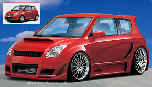 modified cars wallpapers suzuki swift modified cars wallpapers and pictures car images car