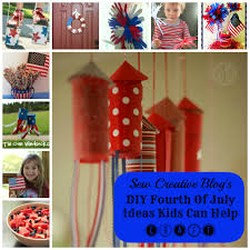 inspiration diy fourth of july ideas kids can help craft hello