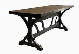 Farmhouse Kitchen Table EBay - Farmhouse kitchen table