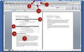 getting started with scribe for microsoft word 2011 macintosh