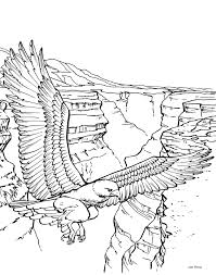 napping house coloring pages coloring pages for adults scenic eagle coloring page