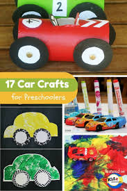 199 best car crafts and activities for kids images on pinterest