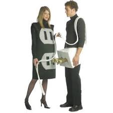 Salt Shaker Halloween Costume Halloween Costumes Couples Ski Gabber Newschoolers
