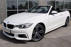 bmw convertible second second bmw 4 series 435i m sport 2dr auto for sale in york