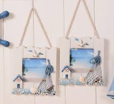 new hanging ornaments mediterranean frame wooden wall hanging