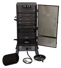 gas smoker grill ebay