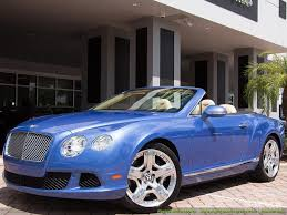 bentley continental convertible 2012 bentley continental gt gtc