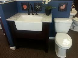 bathroom sinks fabulous apron sink apron front sink barn style