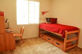 Interior Design Single Bedroom University Glen Town Center Csu Channel Islands