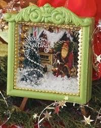 White Christmas Craft Ideas by Best 25 Diy Christmas Shadow Box Ideas On Pinterest