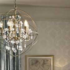 Glamorous Chandeliers Decor Sphere Chandelier Is One Of The Best Light Fixture And