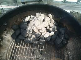 to use a weber charcoal kettle grill