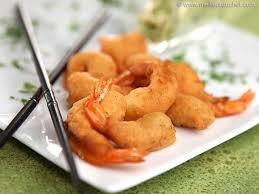 cuisine crevette beignets de crevettes recette de cuisine illustrée