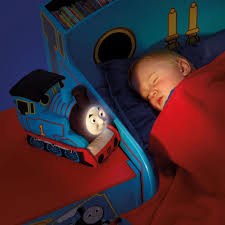 thomas the tank engine and friends go glow pal night light brand