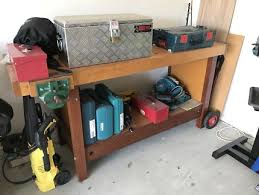 Work Bench With Vice Bench Vice In Queensland Gumtree Australia Free Local Classifieds