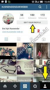 cara membuat akun instagram secara online cara mengganti username dan nama id instagram di hp kusnendar