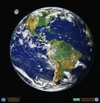 APOD: 2003 April 26 – Big Blue Marble Earth