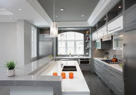 modern galley kitchen design home design ideas