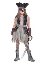 haunted pirate girls costume scary costumes new for 2017