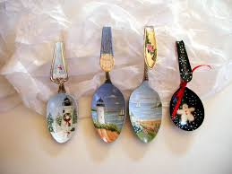 151 best spoons images on spoon ornaments painted