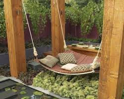 Swing Bed With Canopy Daybed Outdoor Patio Daybed Outside Daybed Outdoor Daybed With