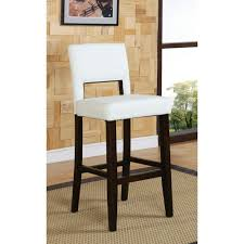 Home Decorators Collection Bar Stools Home Decorators Collection Vega 30 In Dark Brown Cushioned Bar