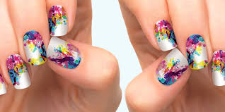 9 best nail stickers for colorful nails 2017 easy to use