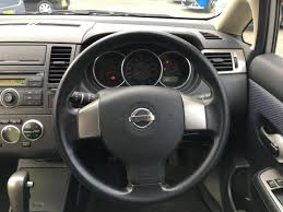 2004 nissan tiida 15m used car for sale at gulliver new zealand