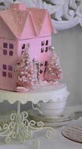 maison decor i u0027m dreaming of a pink christmas