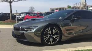 Bmw I8 Wrapped - chrome black wrapped bmw i8 drive part 2 rolling shot youtube