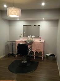 Home Hair Salon Decorating Ideas Best 25 In Home Salon Ideas On Pinterest Salon Ideas Home