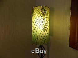 Vintage Table Lamp Shades Set Of 3 Vintage Fiberglass Mcm Table Lamp Shades