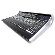 Studio Console Desk by Solid State Logic Ssl Xl Desk Analog Recording Console Vintage