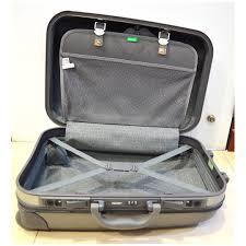 united luggage pl benetton hard shell travel luggage suitcase cabin size