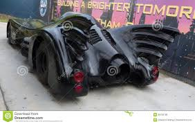 batman car clipart batmobile back view of batman u0027s car editorial stock image