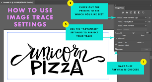 how to turn a hand lettered sketch into a digital vector logo