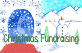 fundraising ideas themed artwork