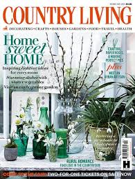 country living subscription hearst magazines country living february 2018