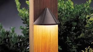 Kichler Deck Lights 12v Outdoor Deck Lights Landscape Lighting From Kichler