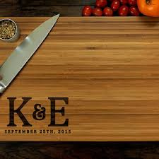wedding gift kitchen best personalized chopping board products on wanelo