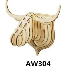 diy wood unicorn head home decor buy home decor unicorn head