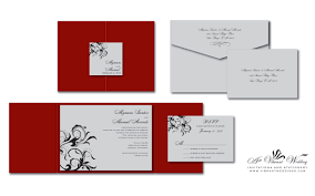 silver wedding invitation u2013 a vibrant wedding